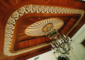 Amazing wood inlays