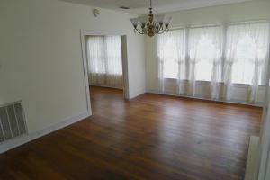 orgeous hardwood floors at this historic home at 1015 N. Fowler in Palestine. House home for sale in Palestine Texas by Lisa Priest Real Estate Agent with Picket Fence Realty.