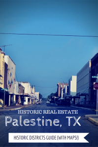 palestine texas historic real estate
