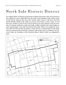 North Side District Map