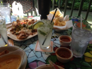 FOOD PORN ALERT!! Of course, we had to try all the mexican food! YUMMY!