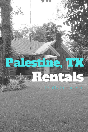 Palestine, TX house for rent