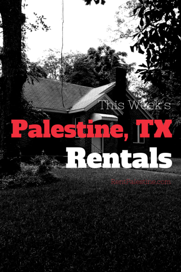 Palestine, TX Houses for Rent