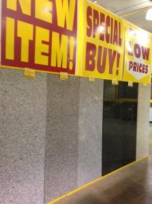 Granite Countertops starting at $139!