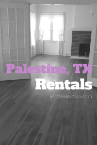 Palestine TX House for rent