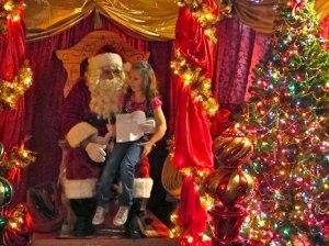 Santa's Workshop in Palesitne. Photo Courtesy of Santa's Workshop via Facebook