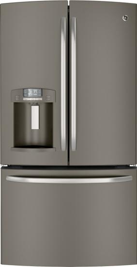 Oooh, not shiny but gorgeous nonetheless! Image via GE Appliances